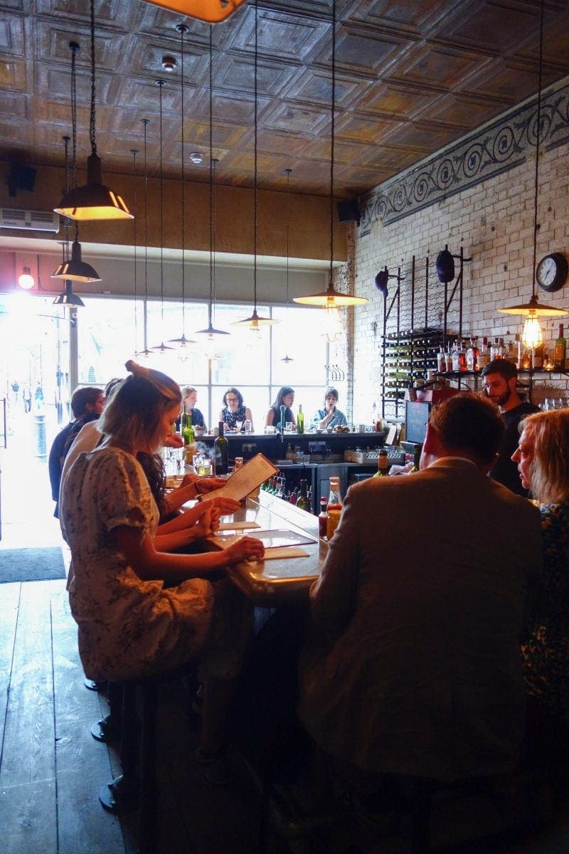 Spuntino - Table For One: London's Best Places To Dine Alone (& How To Do it Well!)