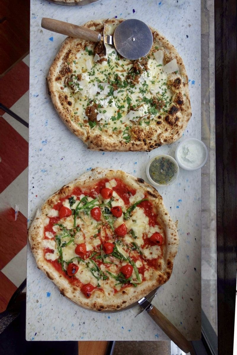 Pizza Yard Sale: August's London Food Finds 2018: Picks From London's Best Restaurants
