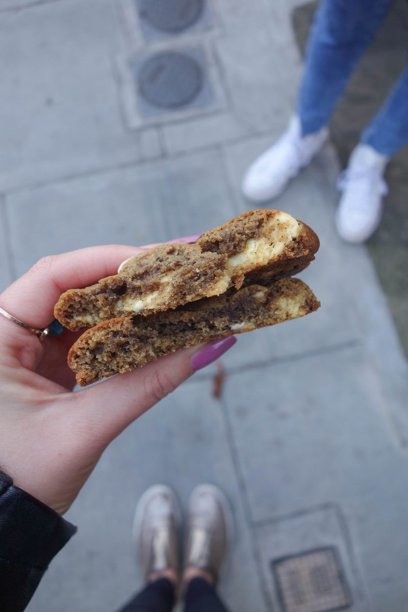 Esters - White Chocolate and Miso Cookie - I Tried London's Best Cookie & This Is What Happened!