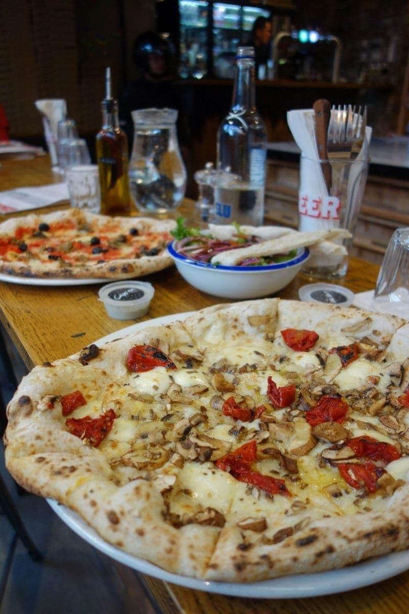 Crust Bros Pizza: September's London Food Finds (2018): Picks From London's Best Restaurants