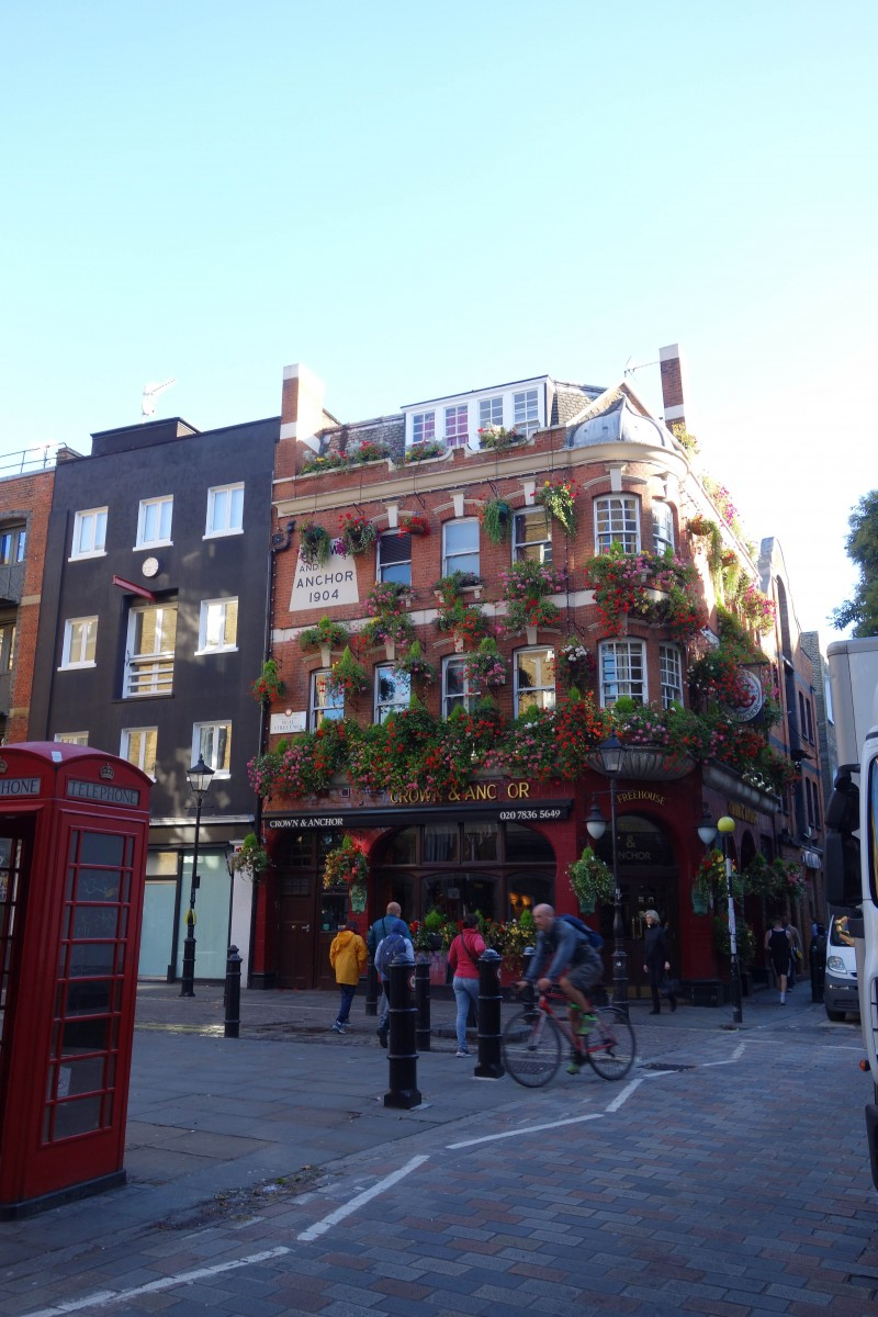 Pub -  A Guide To Seven Dials : Sponsored By JORD Watches - Unique Wooden Watches