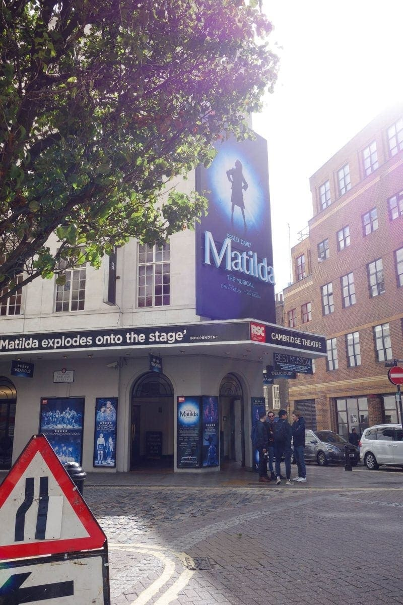 Matilda The Musical - A Guide To Seven Dials : Sponsored By JORD Watches - Unique Wooden Watches