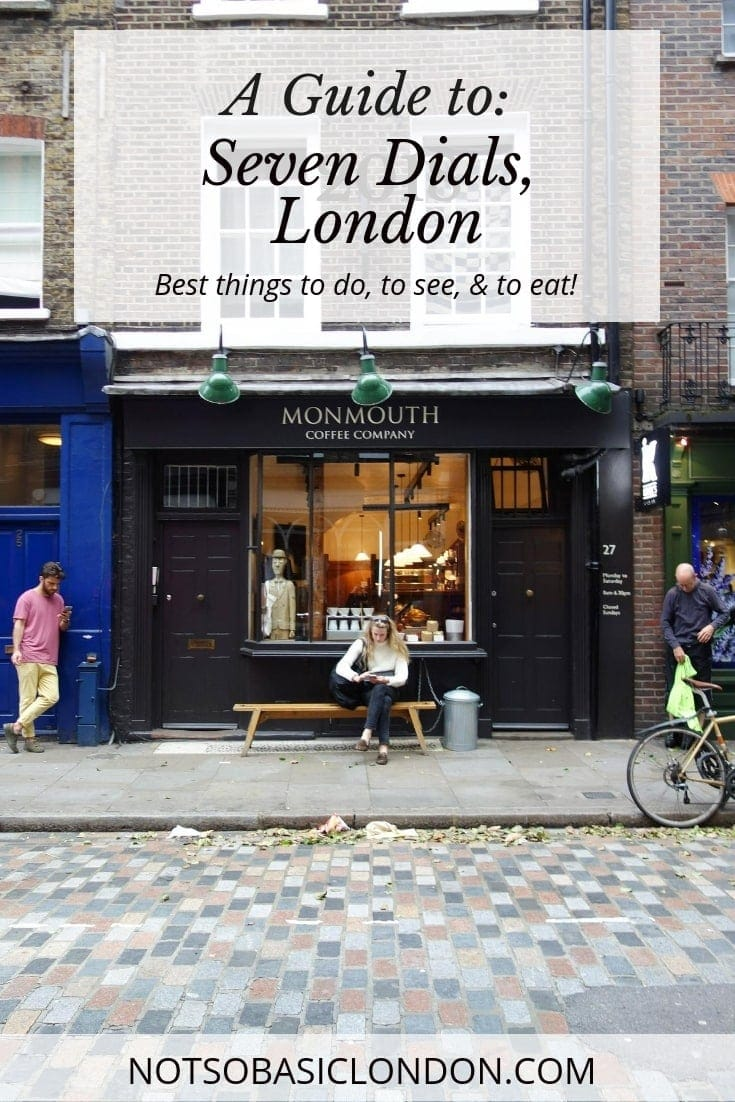 A Guide To Seven Dials