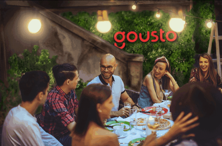 London's First Chef-less Restaurant - By Gousto.