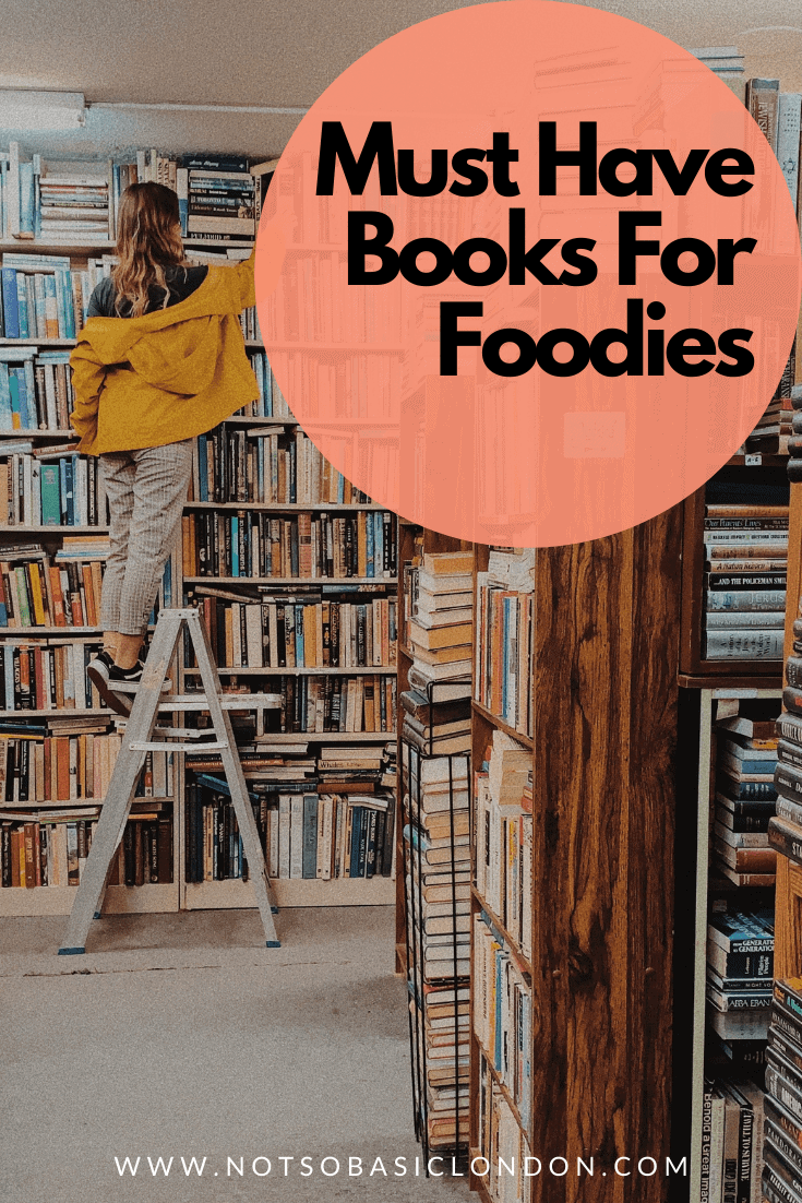Books For People Who Love Eating Out