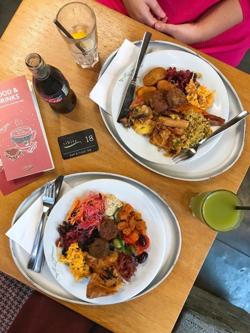 Tibits: Where To Eat Delicious Vegan Food in London