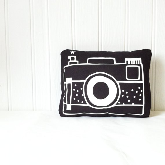 Camera Cushion - Awesome Gift Ideas For Photographers (At All Levels & For All Budgets!)