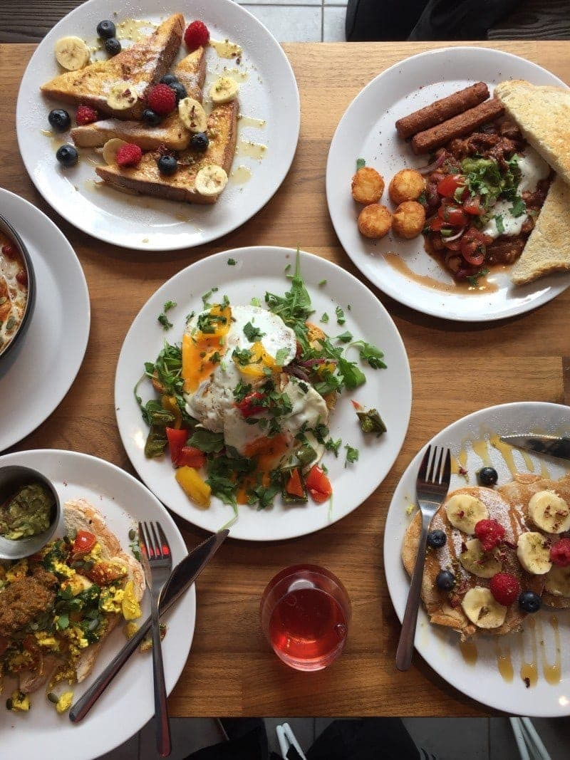 90 Degree Melt: Where To Eat Delicious Vegan Food in London