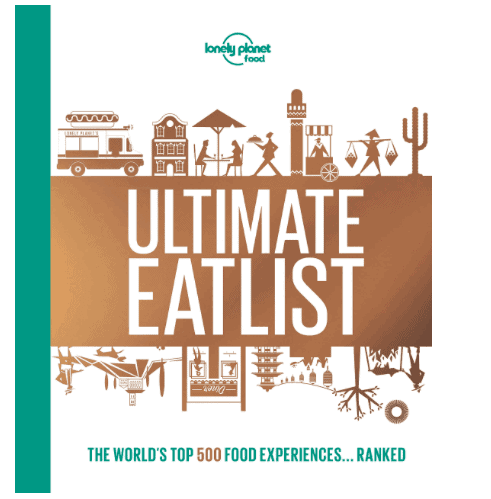 Ultimate Eatlist: Must-Have Books For People Who Love Eating Out!