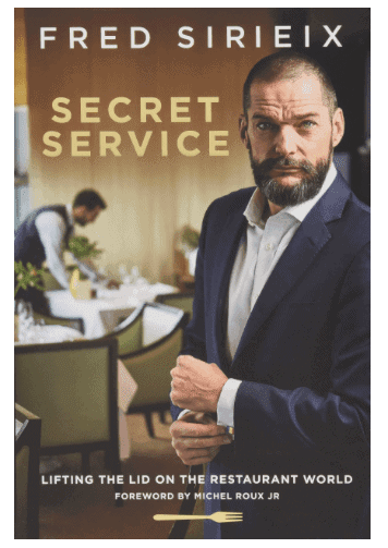 Secret Service: Must-Have Books For People Who Love Eating Out!