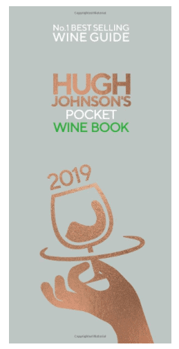 Hugh Johnson's Pocket Wine Book: Must-Have Books For People Who Love Eating Out!