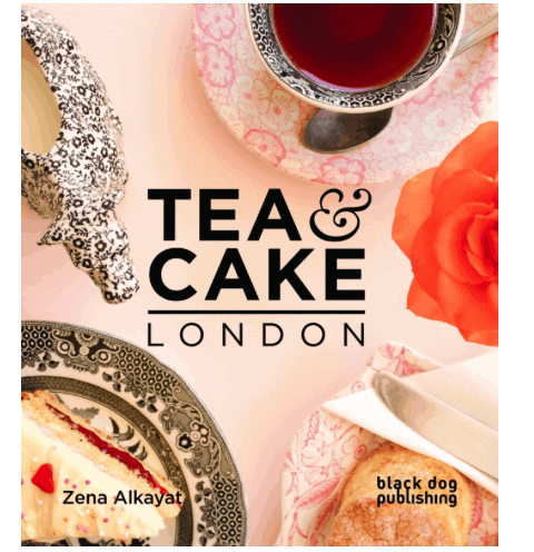 Tea & Cake: Must-Have Books for People Who Love Eating Out in London