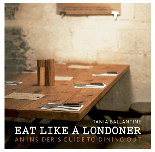 Eat Like A Londonder: Must-Have Books for People Who Love Eating Out in London