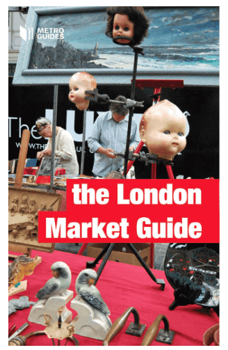 The London Market Guide: Must-Have Books for People Who Love Eating Out in London