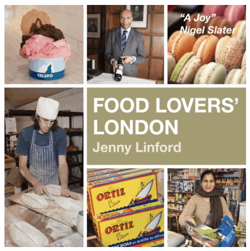 Food Lovers London: Must-Have Books for People Who Love Eating Out in London
