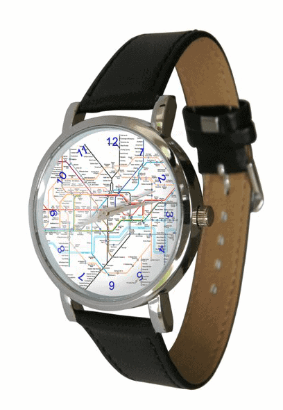 Underground Watch: Gorgeous Gifts For People Who Love London!