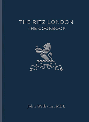Ritz Cookbook; Gorgeous Gifts For People Who Love London!
