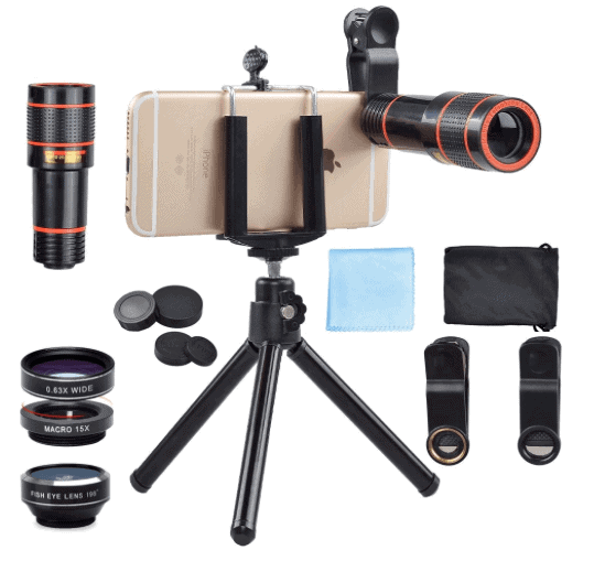 iPhone Photography Kit - Awesome Gift Ideas For Photographers (At All Levels & For All Budgets!)