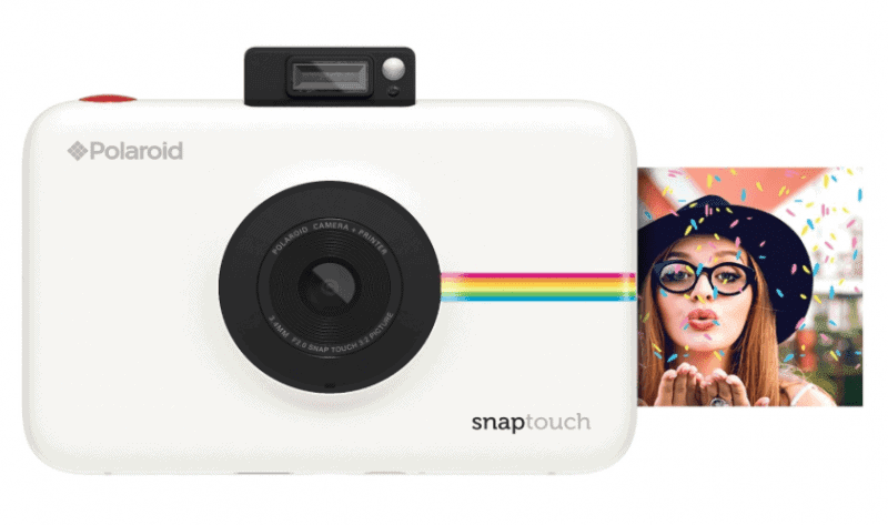 Polaroid Snap Touch - Awesome Gift Ideas For Photographers (At All Levels & For All Budgets!)