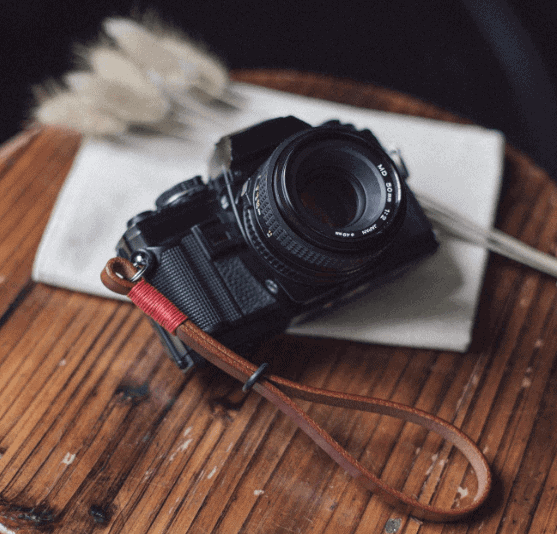 Leather Wrist Strap - Awesome Gift Ideas For Photographers (At All Levels & For All Budgets!)