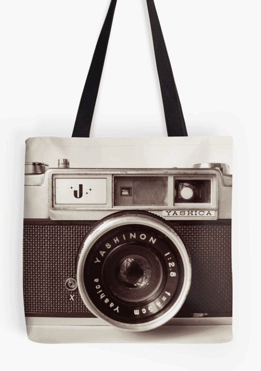 Camera Tote Bag Awesome Gift Ideas For Photographers (At All Levels & For All Budgets!)