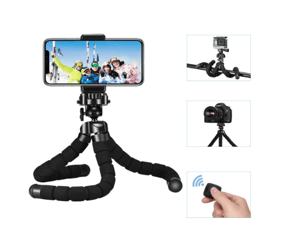 Travel Tripod - Awesome Gift Ideas For Photographers (At All Levels & For All Budgets!)