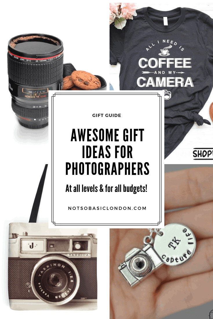 Awesome Gift Ideas For Photographers At All Levels Budgets