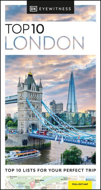 32 London Themed Gift Ideas (Photo of DK Eyewitness London guide)