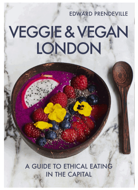 Veggie & Vegan London: Must-Have Books for People Who Love Eating Out in London #london #londonfood #giftguide #giftlist #books