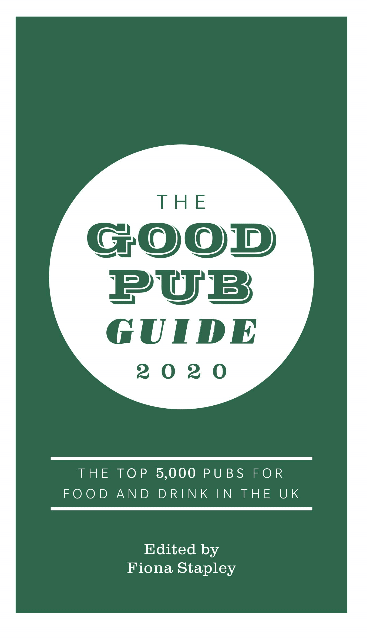 The Good Pub Guide: Must-Have Books For People Who Love Eating Out!