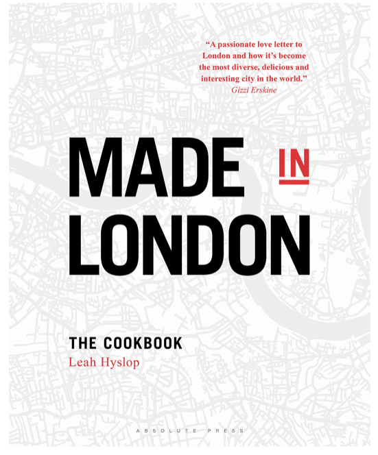 Made In London: Must-Have Books for People Who Love Eating Out in London #london #londonfood #giftguide #giftlist #books