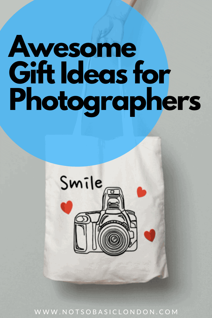 Awesome Gift Ideas For Photographers (At All Levels & For All Budgets!)