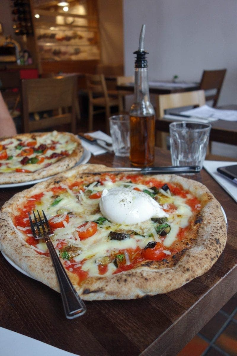 Farina - The Ultimate Guide To London's Best Pizza Places
