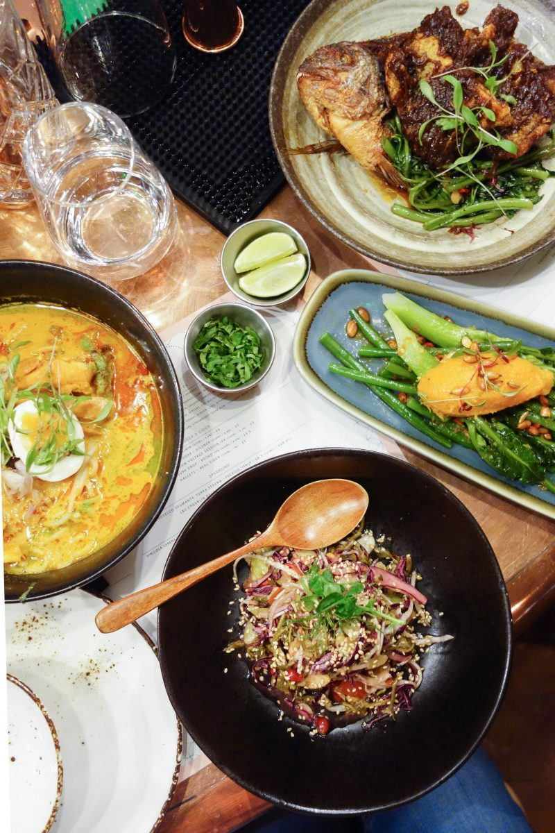 Lahpet - Where To Eat in London For A Special Occasion