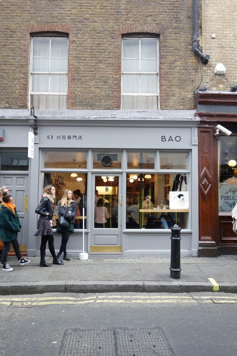 Bao - Table For One: London's Best Places To Dine Alone (& How To Do it Well!)