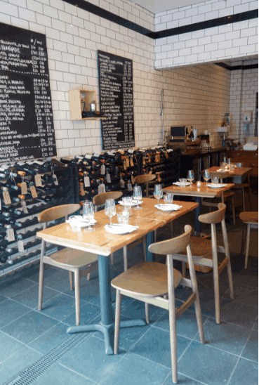 Flat Iron - Where To Eat in London For A Special Occassion