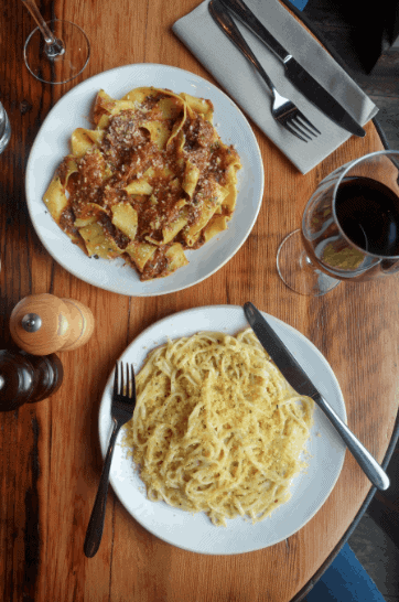 Flour and Grape - Where To Eat in London For A Special Occassion