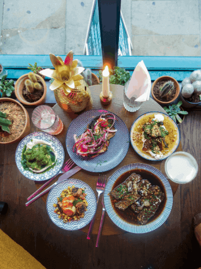 Hopscotch - Where To Eat in London For A Special Occasion