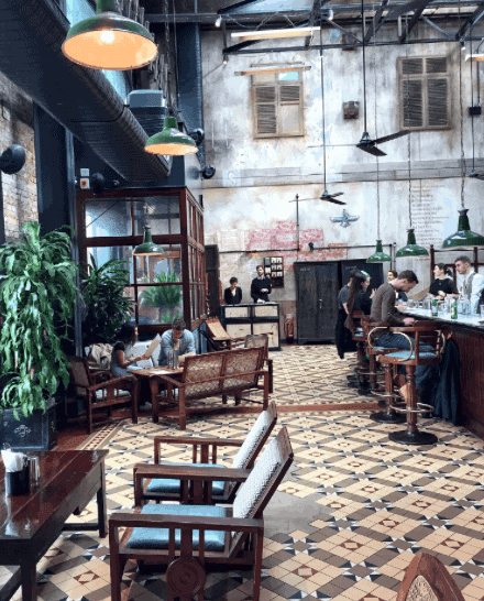 Dishoom - Where To Eat in London For A Special Occasion