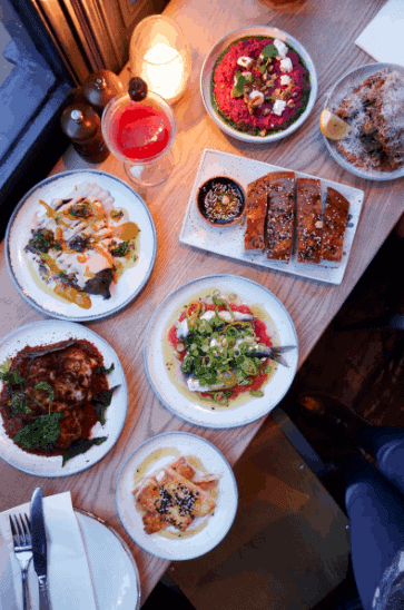 Brother Marcus - Where To Eat in London For A Special Occasion