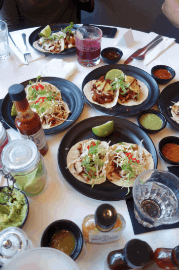 Taqueria - Where To Eat in London For A Special Occasion