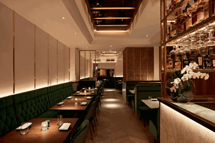 Indian Accent - Where To Eat in London For A Special Occasion