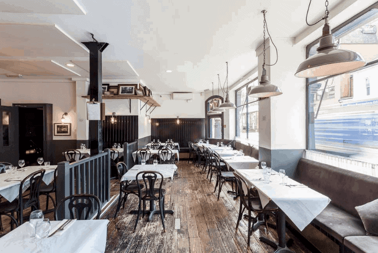 Trullo - Where To Eat in London For A Special Occasion