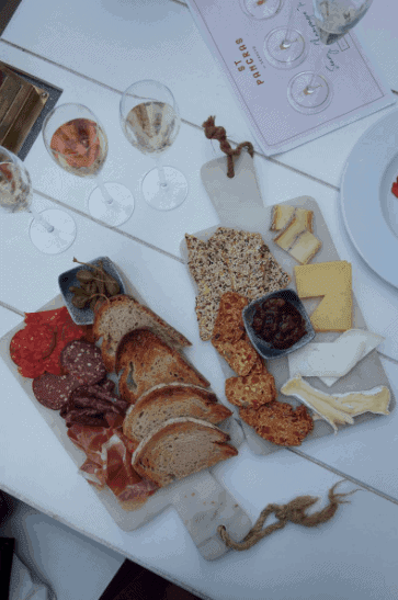 St Pancras Champagne Bar - Where To Eat in London For A Special Occasion