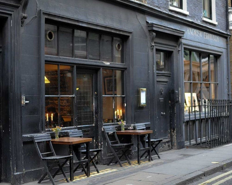 Andrew Edmunds - Where To Eat In London For A Special Occasion