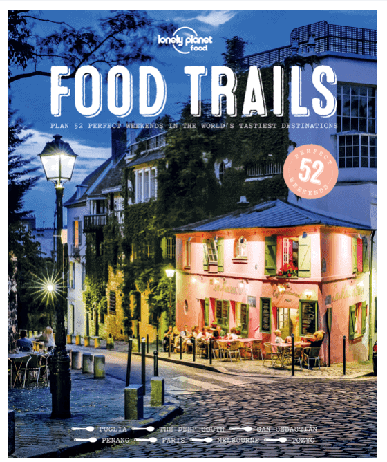 Food Trails: Must-Have Books For People Who Love Eating Out!