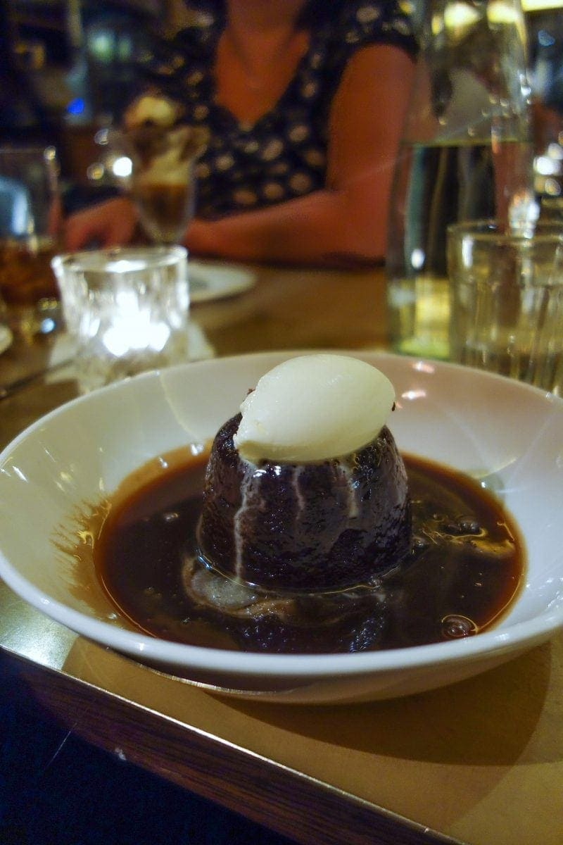 Sticky Toffee Pudding, Hawkmsoor - Ridiculously Indulgent Things You Must Eat in London
