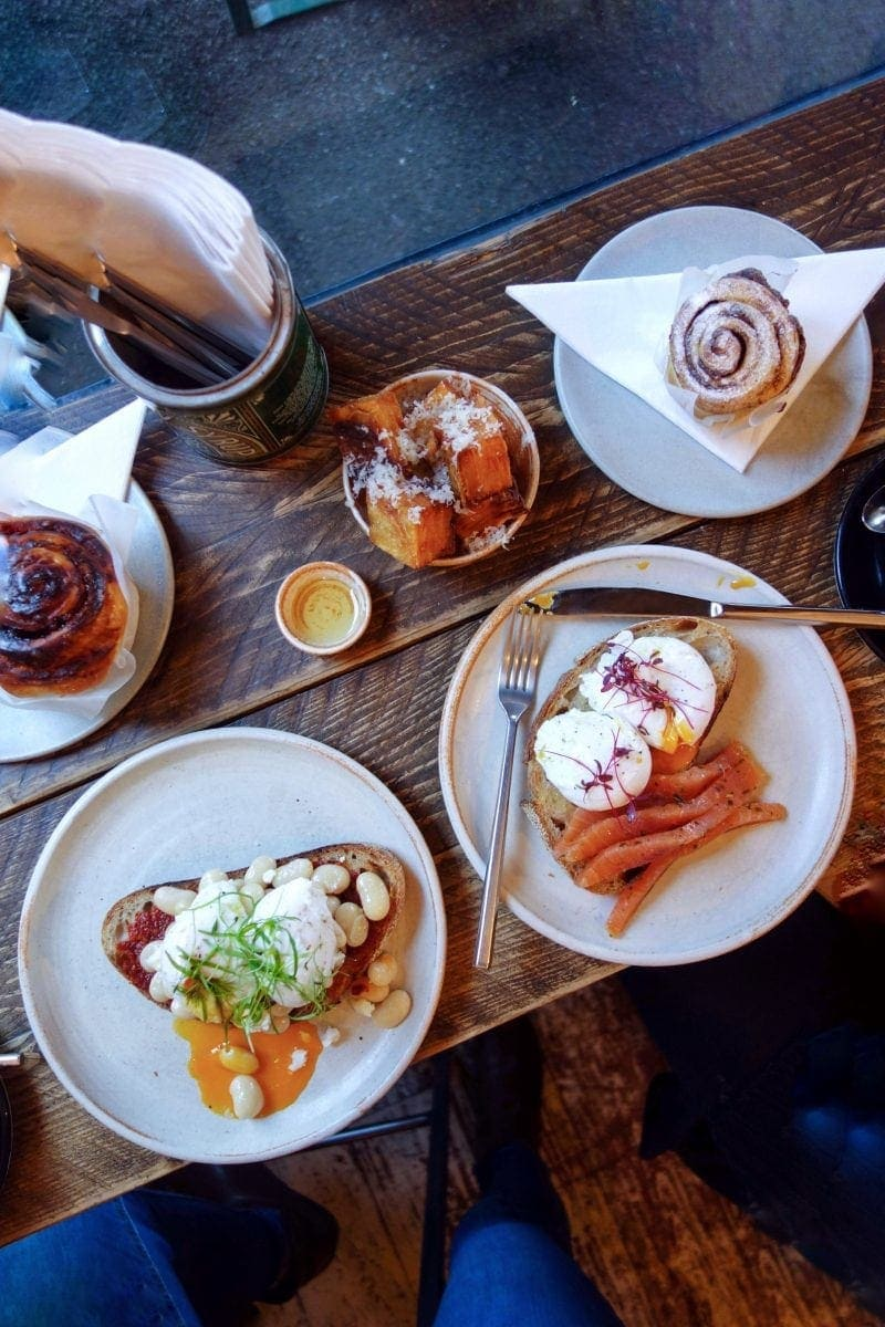 Cut The Mustard - London's Best Breakfasts & Brunch: South London