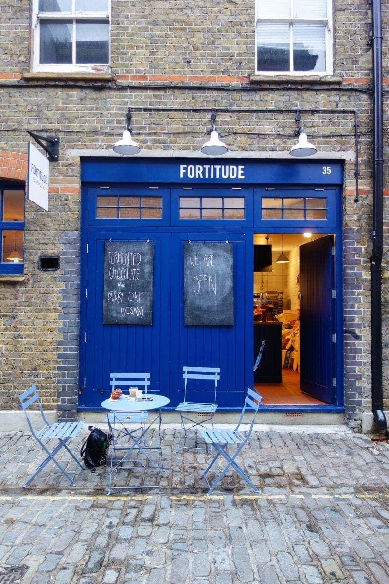 Fortitude - London's Best Bakeries: Central London