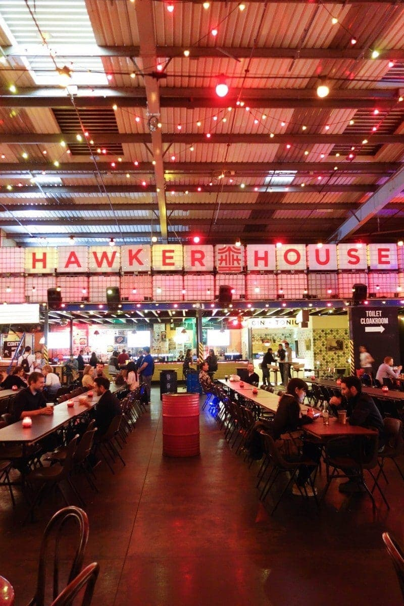 Hawker House - A Year of The London Food Social 2018